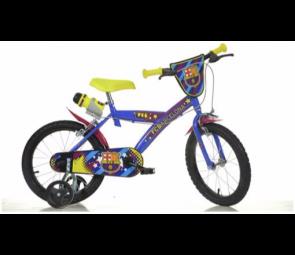 FC Barcelona 14 Inch Bike