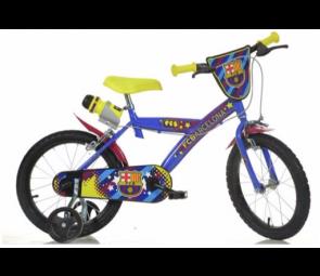 FC Barcelona 16 Inch Bike
