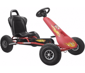 Ferbedo Red Air Racer ar-2 Go Kart.