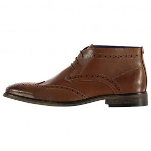 Firetrap Raffle Smart Boots Men - Tan.
