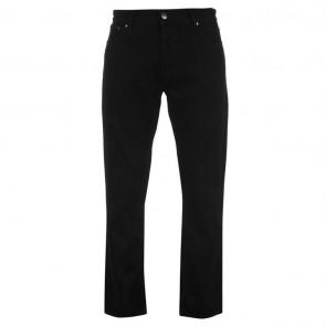 Firetrap Rom Mens Jeans - Reg Black Wash.