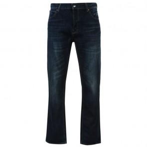 Firetrap Rom Mens Jeans - Reg Dark Wash.