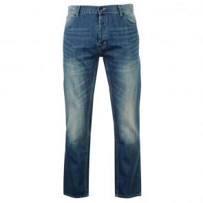 Firetrap Rom Mens Jeans - Reg Light Wash.