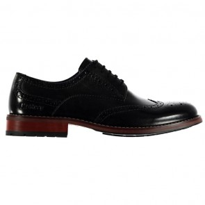Firetrap Spencer Formal Shoes Mens - Black.