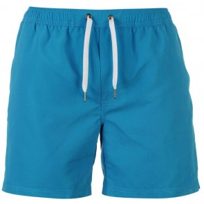 Firetrap Swim Shorts Mens - Blue.