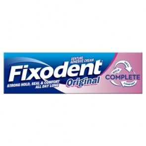 Fixodent Adhesive Cream Original 47G.