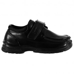 Heatons Boys Shoe - Black.