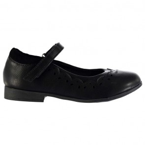 Heatons Patent Shoes Girls.