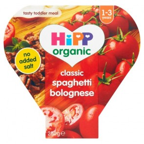 Hipp Organic Classic Spaghetti Bolognese 230G