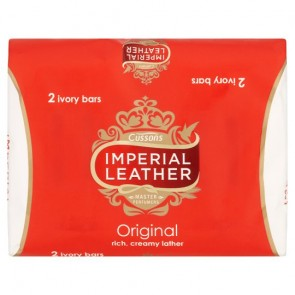 Imperial Leather Bath Soap 2X100g.