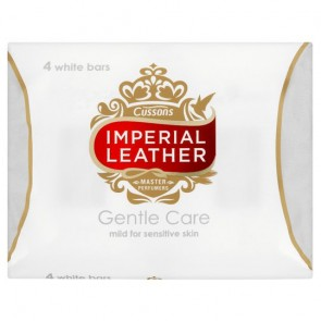 Imperial Leather Gentle Care Soap 4X100g.