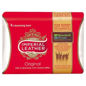 Imperial Leather Original 4X100g.