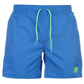 Jack and Jones 3Tech Basic Swim Short - Victoria Blue.