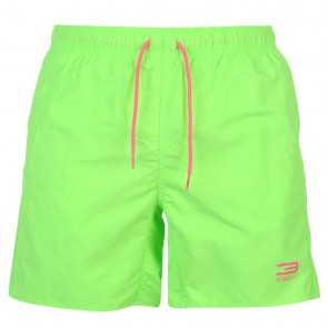 Jack and Jones 3Tech Basic Swim Shorts - Green.