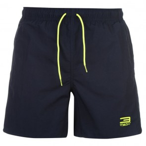 Jack and Jones 3Tech Basic Swim Shorts - Peacoat.