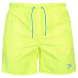 Jack and Jones Tech Basic Swim Shorts - Yellow.