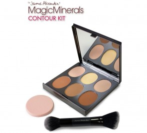 Jerome Alexander Magic Minerals Contour Kit.