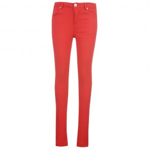 Jilted Generation Skinny Jeans Ladies - Red.