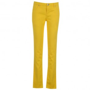 Jilted Generation Skinny Jeans Ladies - Yellow.