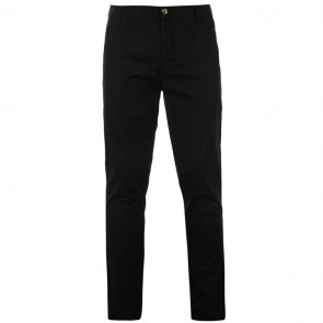 Kangol Chino Trousers - Black.