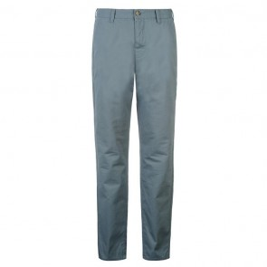 Kangol Chino Trousers - Blue Mirage.