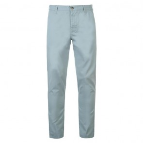 Kangol Chino Trousers - Dusty Blue.