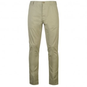 Kangol Chino Trousers - Hedge Green.