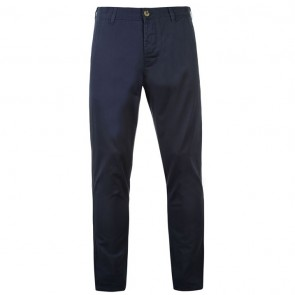 Kangol Chinos Trousers - Navy.