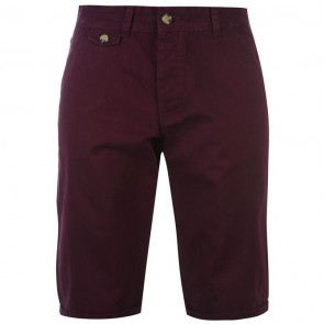 Kangol Chinos Short Men - Potent Purple.