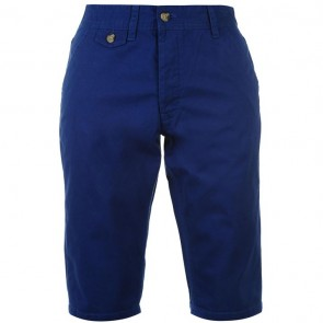 Kangol Chinos Short Men - Deep Blue.