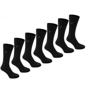 Kangol Formal 7 Pack Socks - Classic.