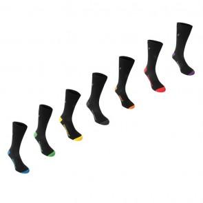 Kangol Formal 7 Pack Socks - Week.