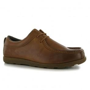 Kangol Waltham Lace II Mens Shoes - Tan.