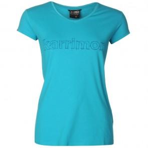 Karrimor Organic TShirt Woman - Bright Mint.