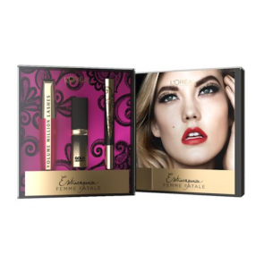 L'Oreal Paris Extravaganza Femme Fatale Gift Set.