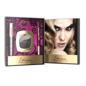 L'Oreal Paris Extravaganza Midnight Star Gift Set.