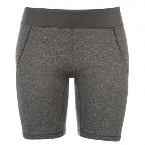 LA Gear Cycle Shorts Ladies - Charcoal Marl.