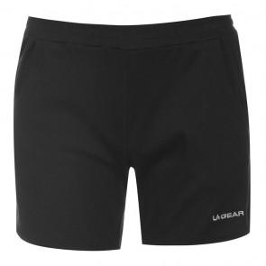 LA Gear InterLock Shorts Womens - Black.