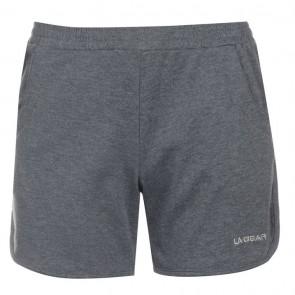 LA Gear InterLock Shorts Womens - Charcoal Marl.