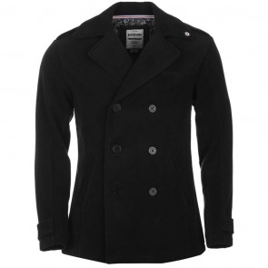 Lambretta Reef Jacket Mens - Black.