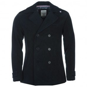 Lambretta Reef Jacket Mens - Navy.