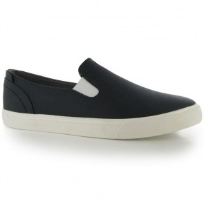 Lee Cooper Jose Mens Slip On Shoes - Navy.