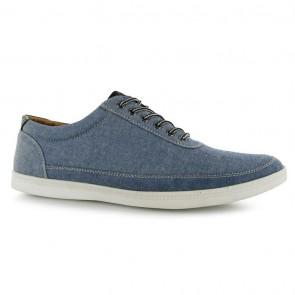 Lee Cooper Sperry Canvas Men Shoes - Blue.