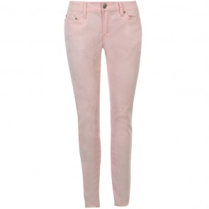 Levis 535 5 Pocket Womens Jeans - Pink Cord.
