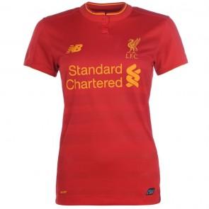 Liverpool Home Shirt 2016-2017 Ladies.