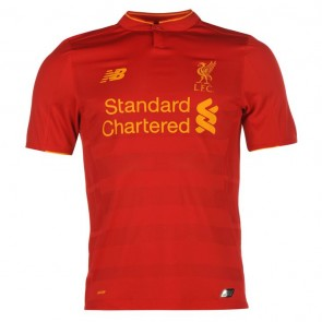 Liverpool Home Shirt 2016 - 2017 Men.