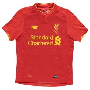 Liverpool Home Shirt 2016 2017 Junior.