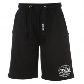 Lonsdale Boxing Lightweight Shorts Men - Black.