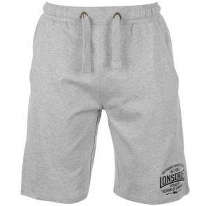 Lonsdale Boxing Lightweight Shorts Men - Grey Marl.