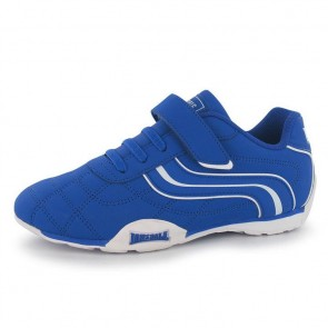 Lonsdale Camden Children's Trainers - Blue.